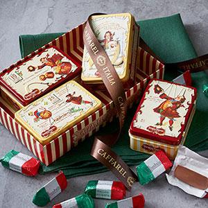 人気のイタリアンチョコレート カファレル