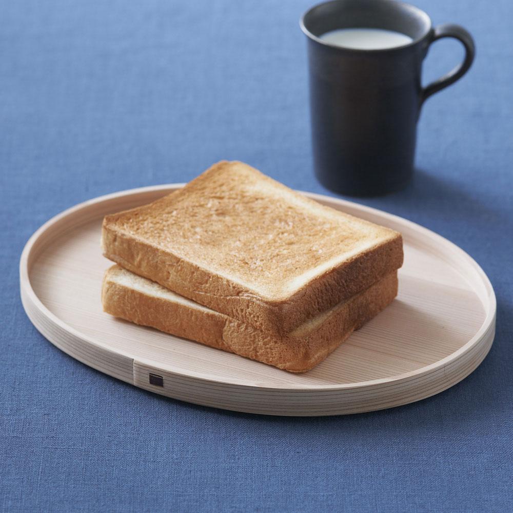 朝食の楽しみ