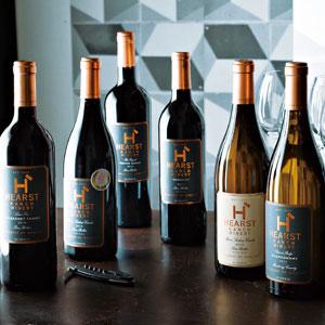 カリフォルニアで実現!!ハーストワインと京料理の歴史的マリアージュ