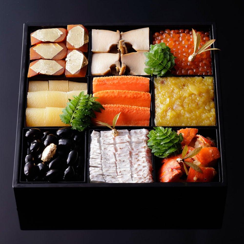 「京都吉兆」総料理長徳岡邦夫さんが 本当に作りたかったおせちとその食材とは?