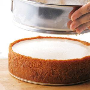 ハウスオブ フレーバーズのチーズケーキ