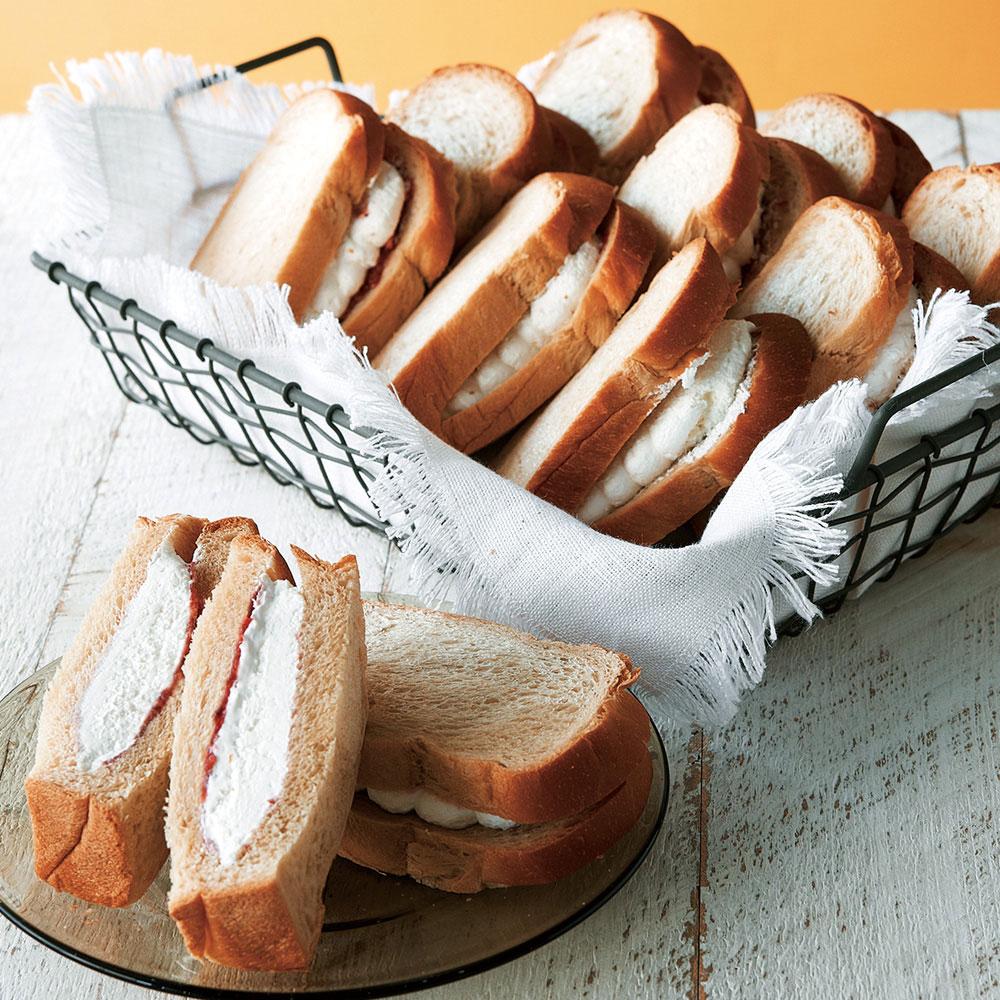 パン工房カワ 生クリームサンド 12個入り