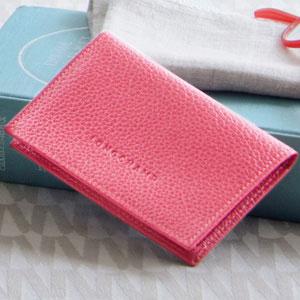 婦人画報のお取り寄せ【婦人画報】カードケース ピンク