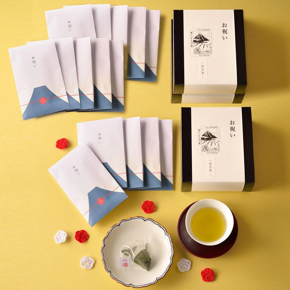 婦人画報のお取り寄せ【婦人画報】一福茶箋(いっぷくちゃせん)お祝い 15袋入り
