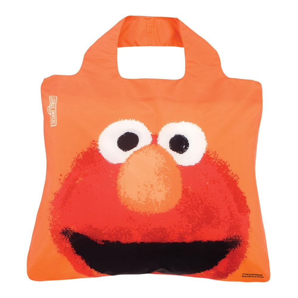 婦人画報のお取り寄せ【婦人画報】【ご自宅用】エコバッグ SesameStreet Bag 1