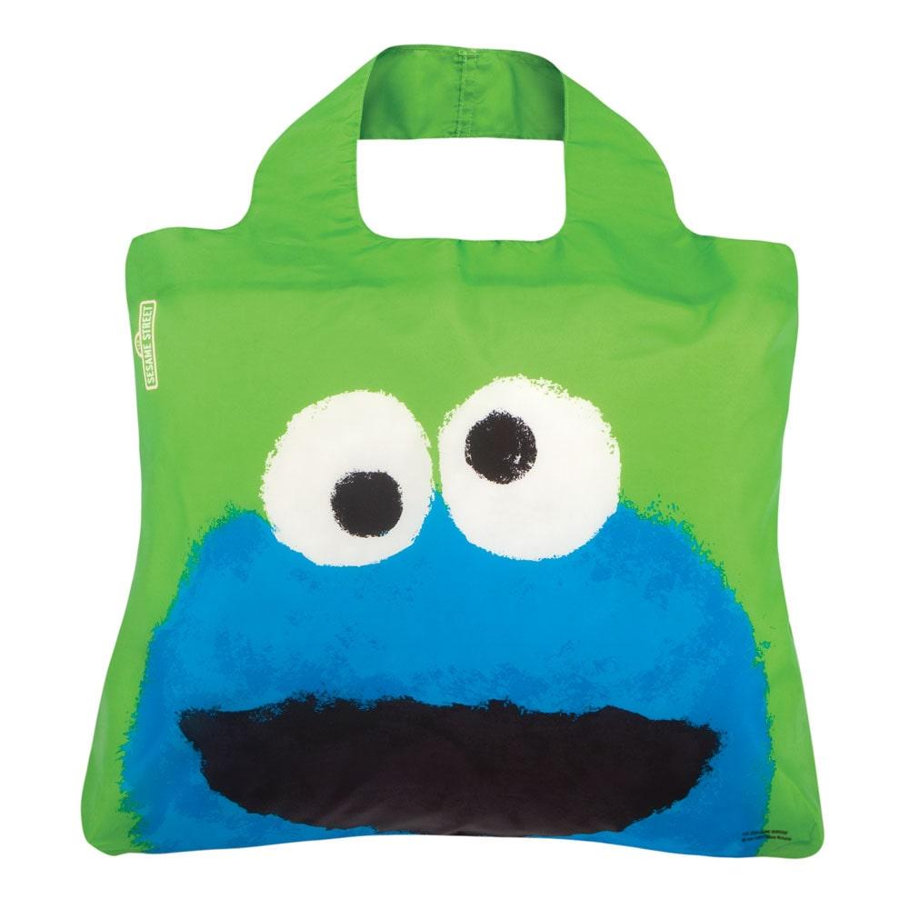 婦人画報のお取り寄せ【婦人画報】【ギフト用】エコバッグ SesameStreet Bag 2
