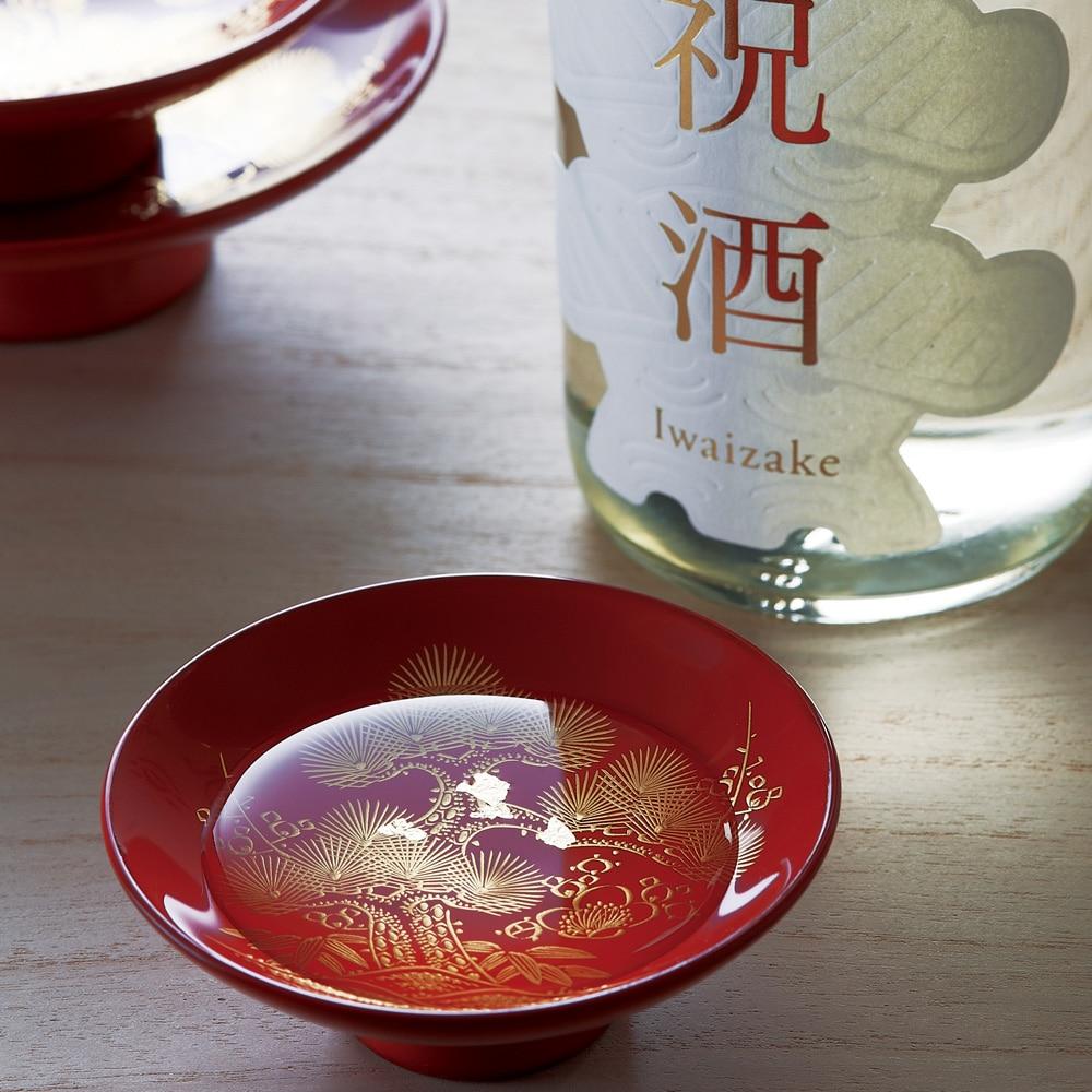 婦人画報のお取り寄せ【婦人画報】金箔付 祝酒松 純米大吟醸酒