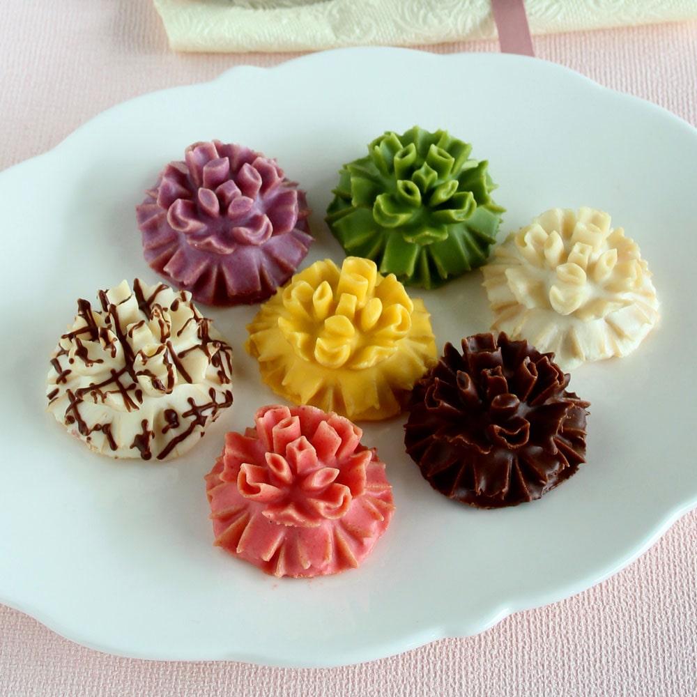 花咲かりん ミニチョコかりん7個入りBOX