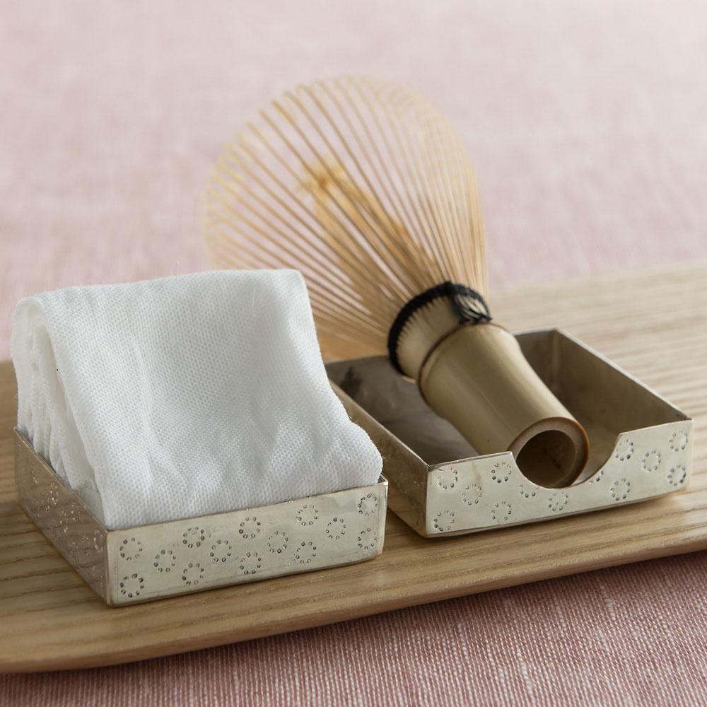 婦人画報のお取り寄せ【婦人画報】茶巾箱・茶巾セット