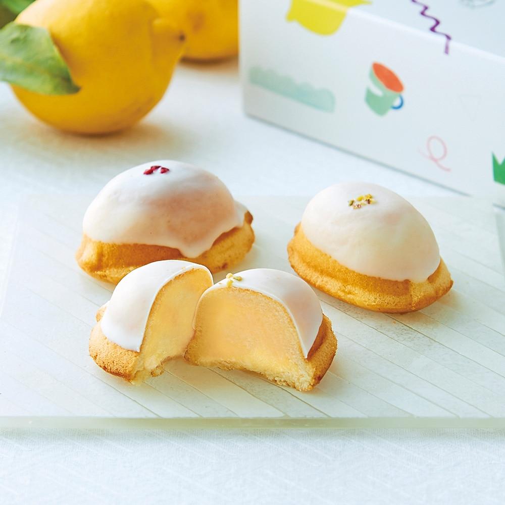 レモンケーキ週末シトロン